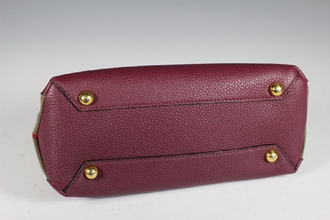 Burberry Handbag Purse - 4