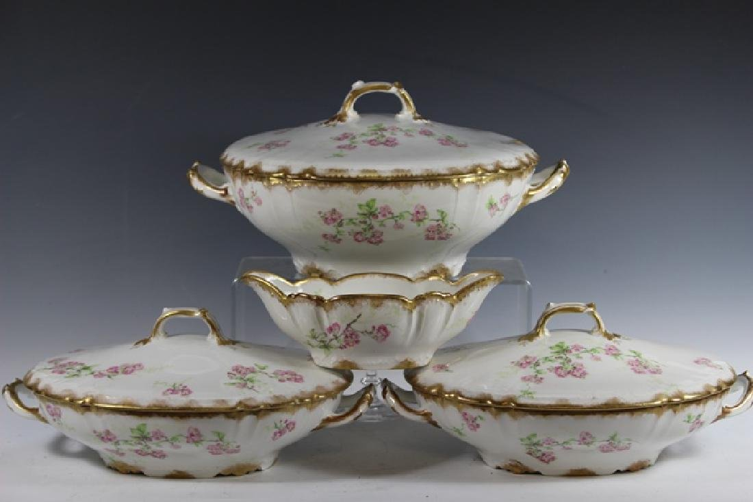 Chas Field Haviland Limoges Service for Eight