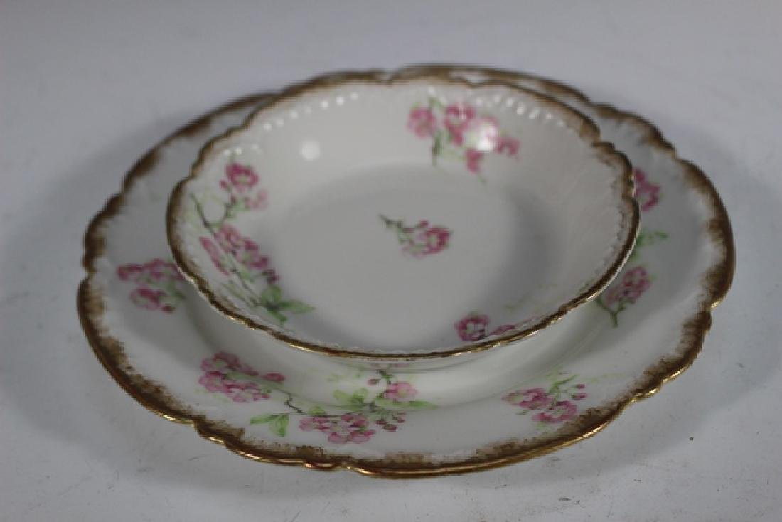 Chas Field Haviland Limoges Service for Eight - 7