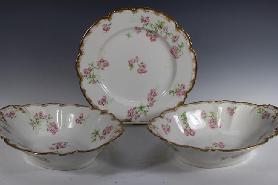 Chas Field Haviland Limoges Service for Eight - 8