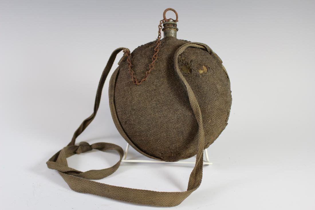 US CIVIL WAR Canteen with Strap