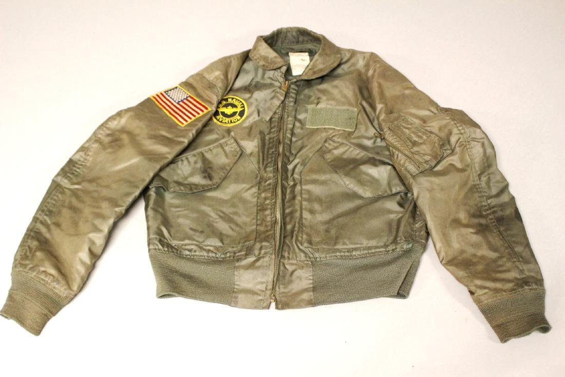 Rare Pilot Flight Jacket Patches Vietnam Era