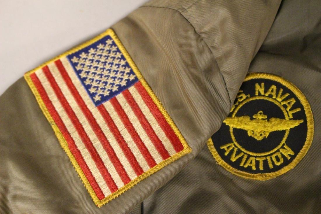 Rare Pilot Flight Jacket Patches Vietnam Era - 2