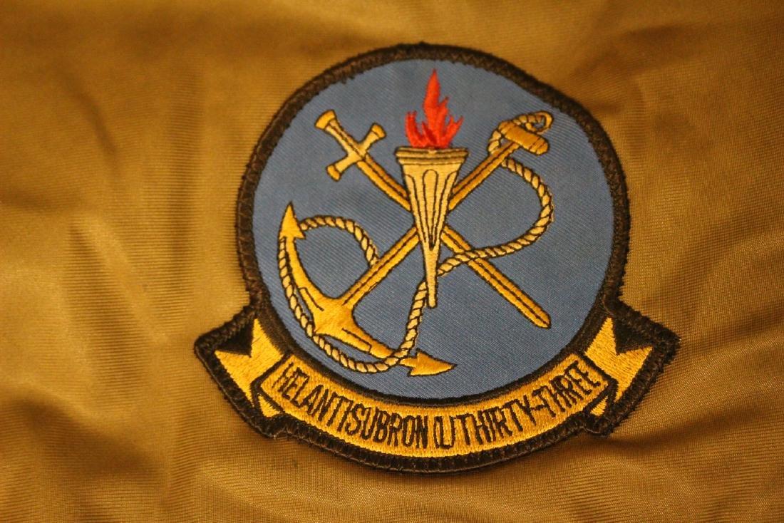 Rare Pilot Flight Jacket Patches Vietnam Era - 5