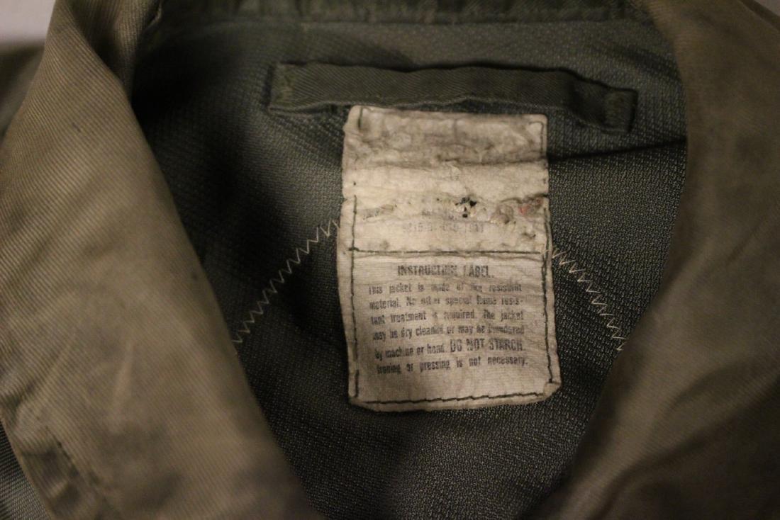 Rare Pilot Flight Jacket Patches Vietnam Era - 9