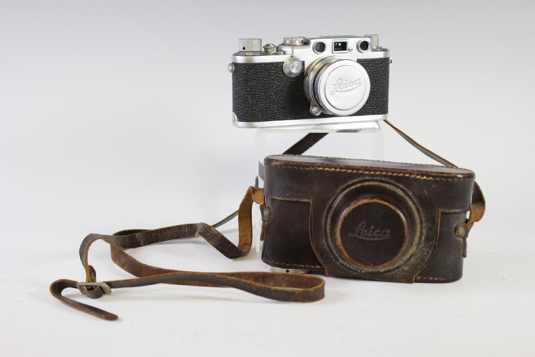 Leica DRP German Camera nr. 668090
