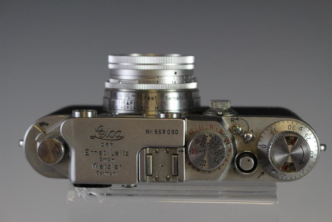 Leica DRP German Camera nr. 668090 - 3