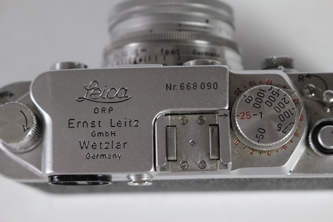 Leica DRP German Camera nr. 668090 - 7