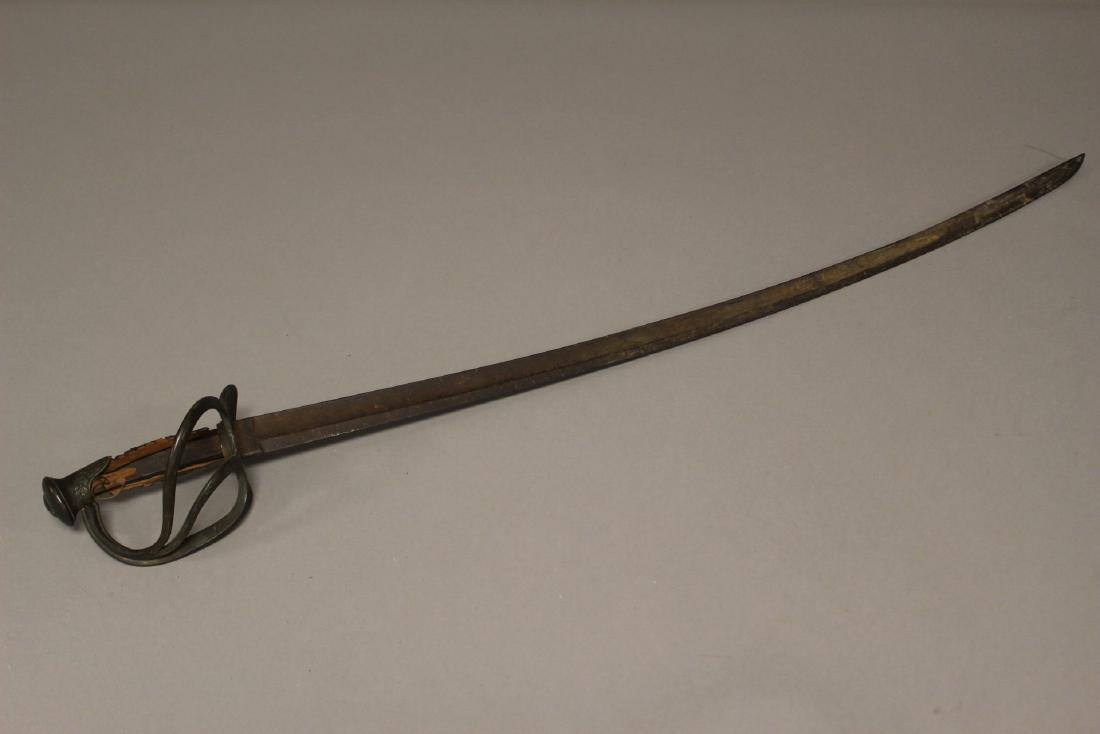 Model 1860 Civil War Sword - 3