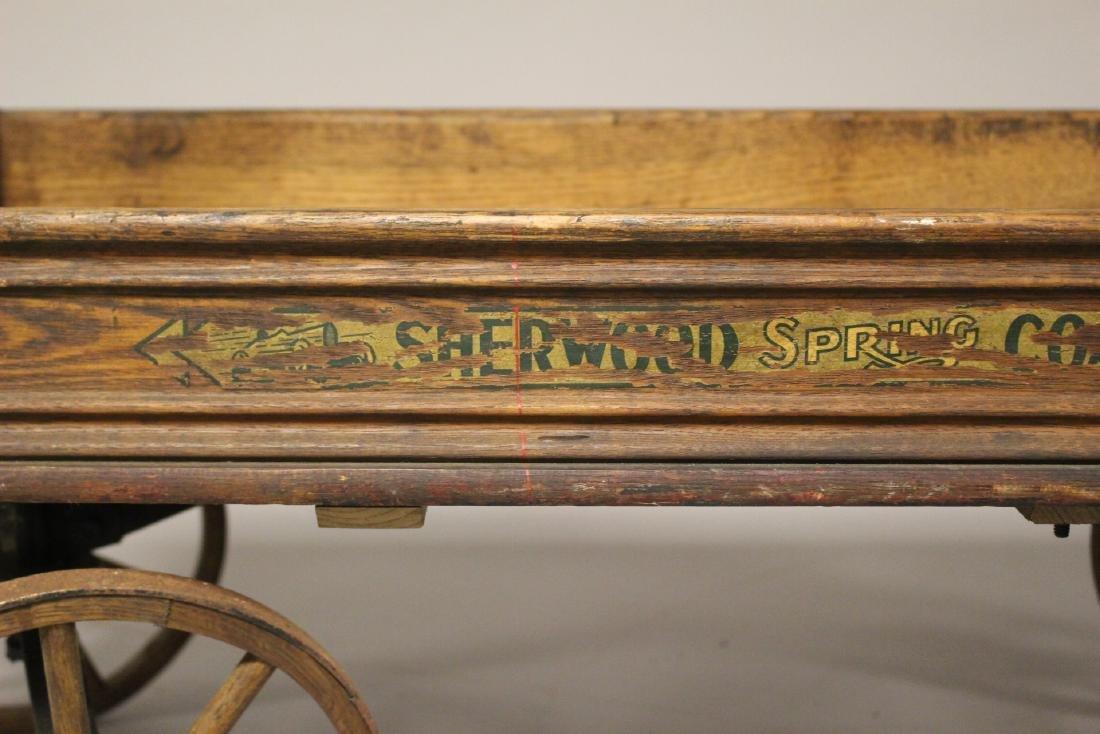 Sherwood Spring Coaster Antique Wagon - 2