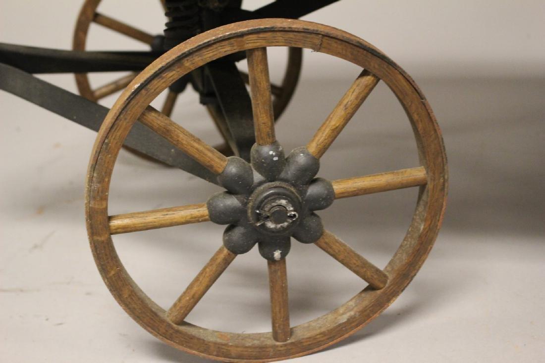 Sherwood Spring Coaster Antique Wagon - 3