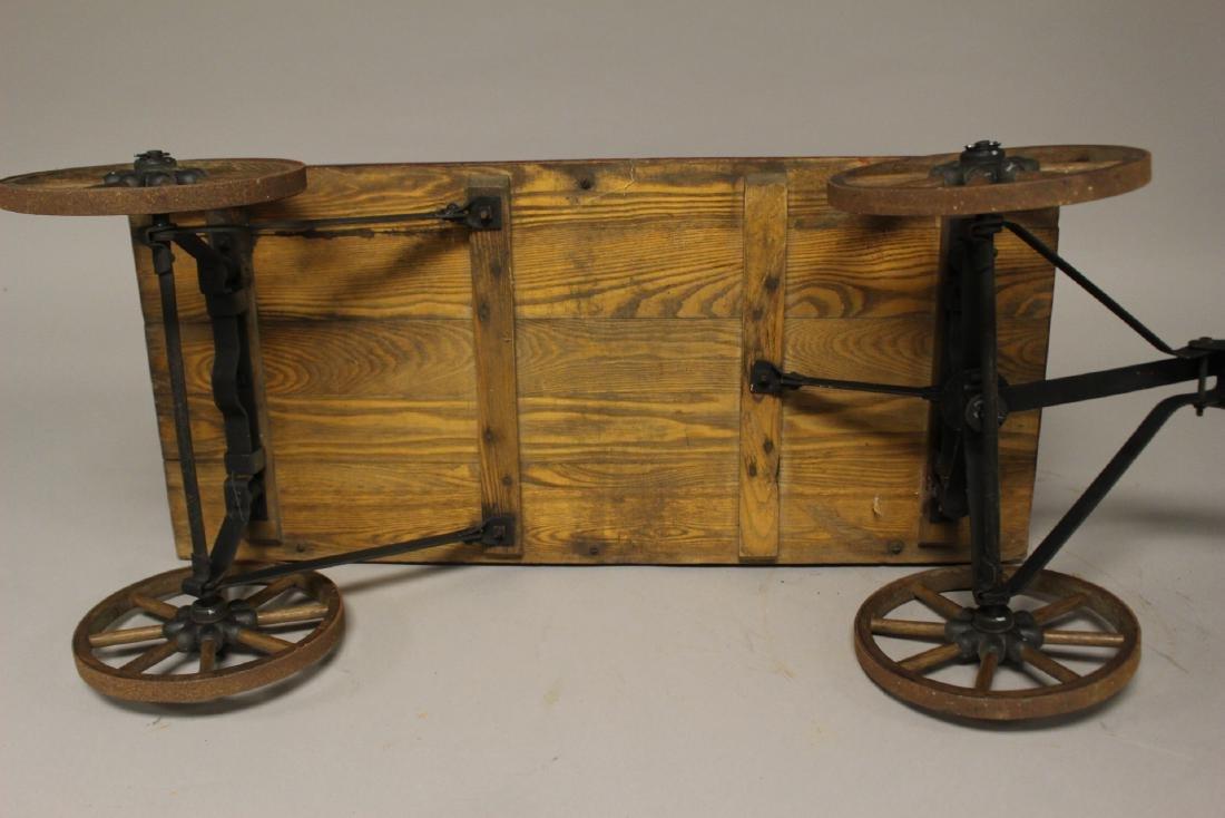 Sherwood Spring Coaster Antique Wagon - 7