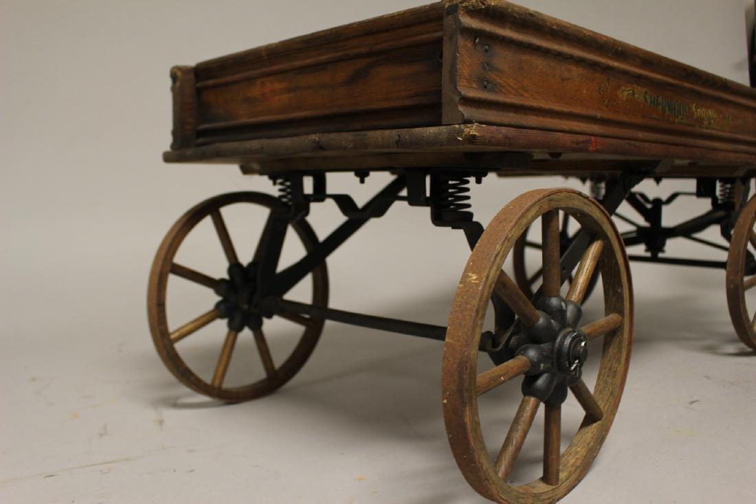 Sherwood Spring Coaster Antique Wagon - 8