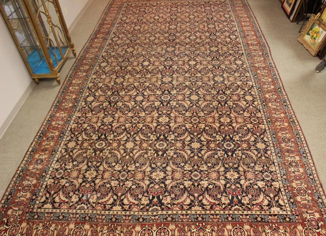 Palace Size Persian Carpet - 2