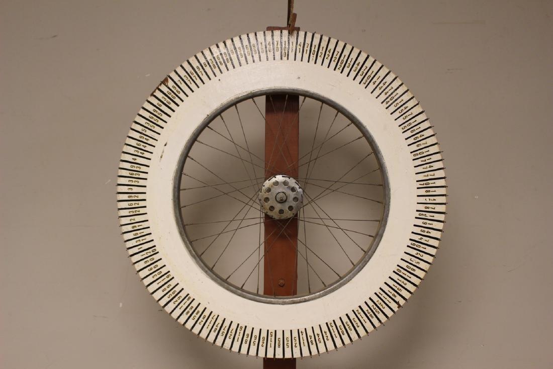 Folk Art Carnival Gaming Wheel - 4