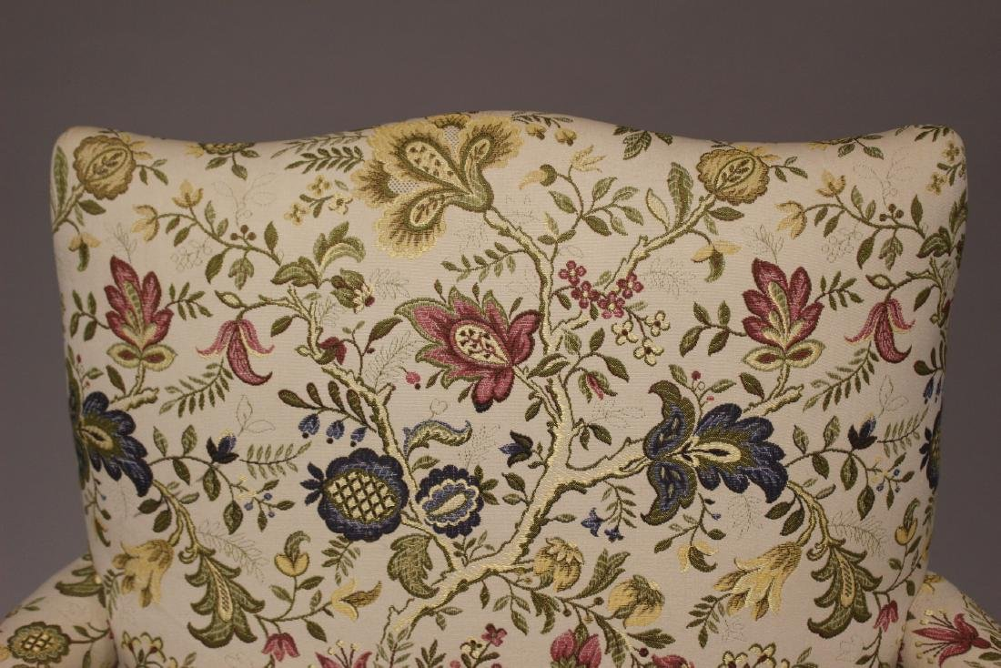 Early 19th Century English Fireside Chair - 6