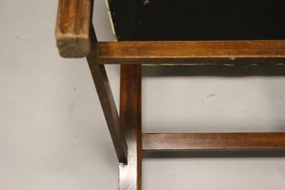 Early 19th Century English Fireside Chair - 8