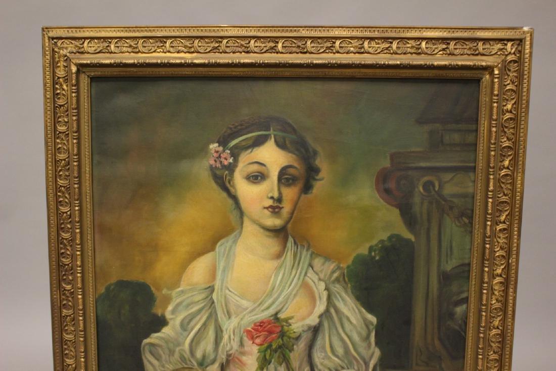 20th Century Oil on Canvas signed Kalinski - 3