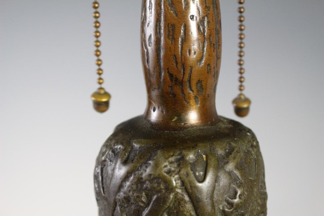 Handel Bronze Table Lamp - 10