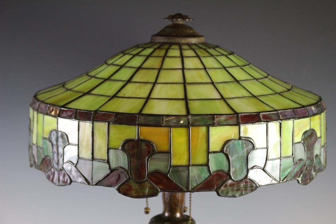 Handel Bronze Table Lamp - 2