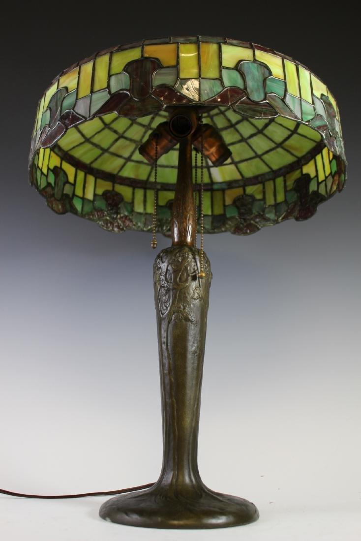 Handel Bronze Table Lamp - 3