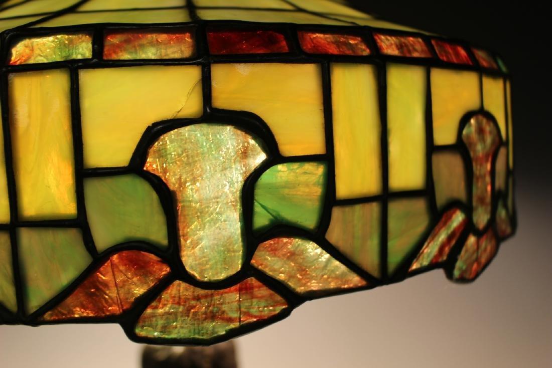 Handel Bronze Table Lamp - 8
