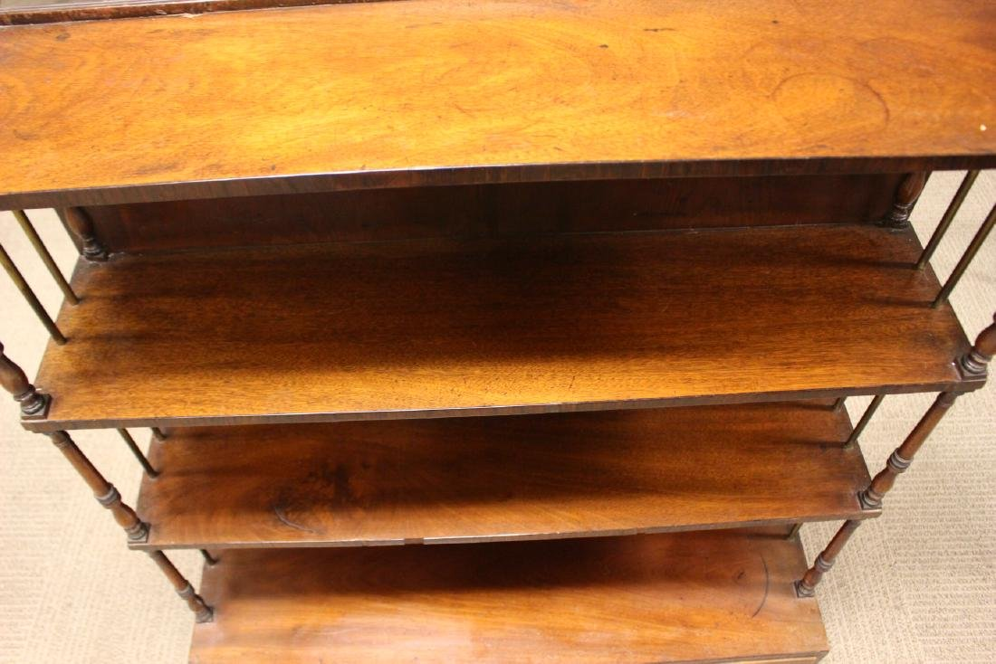 19th Century English Bookcase - 10