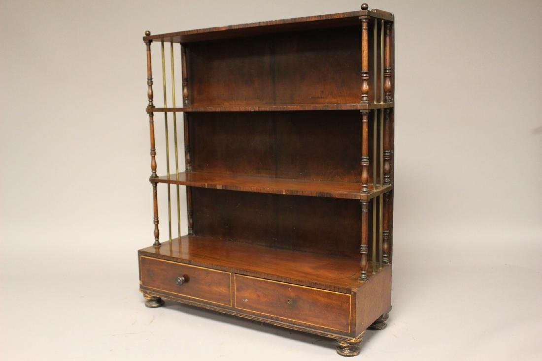 19th Century English Bookcase - 3