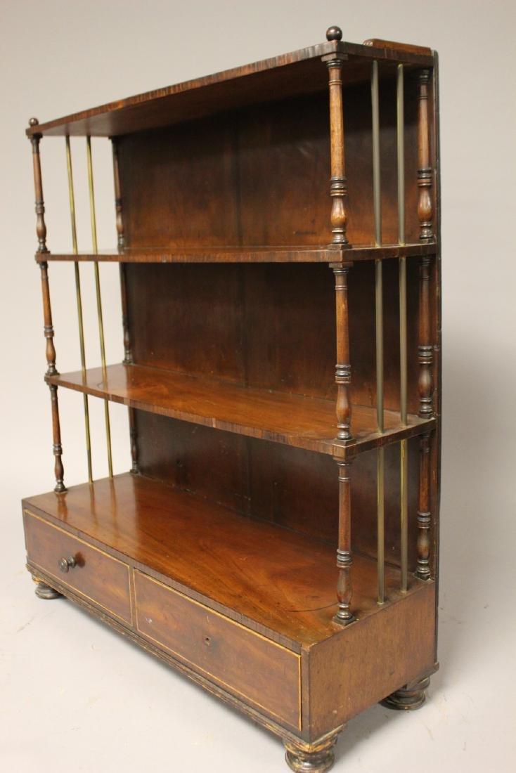 19th Century English Bookcase - 4