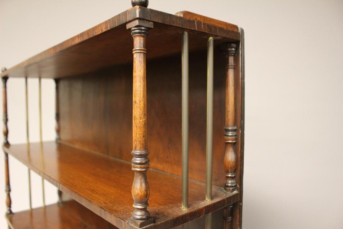 19th Century English Bookcase - 5