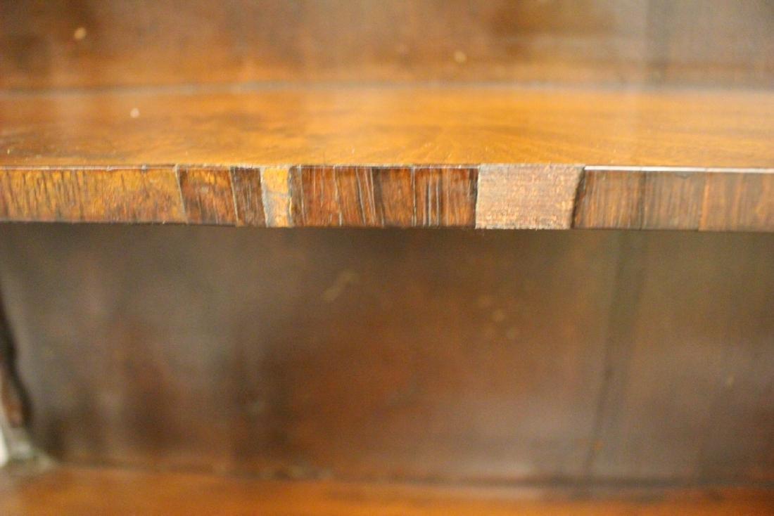 19th Century English Bookcase - 8