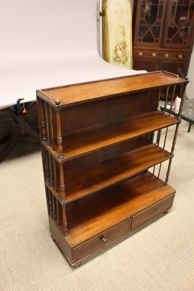 19th Century English Bookcase - 9