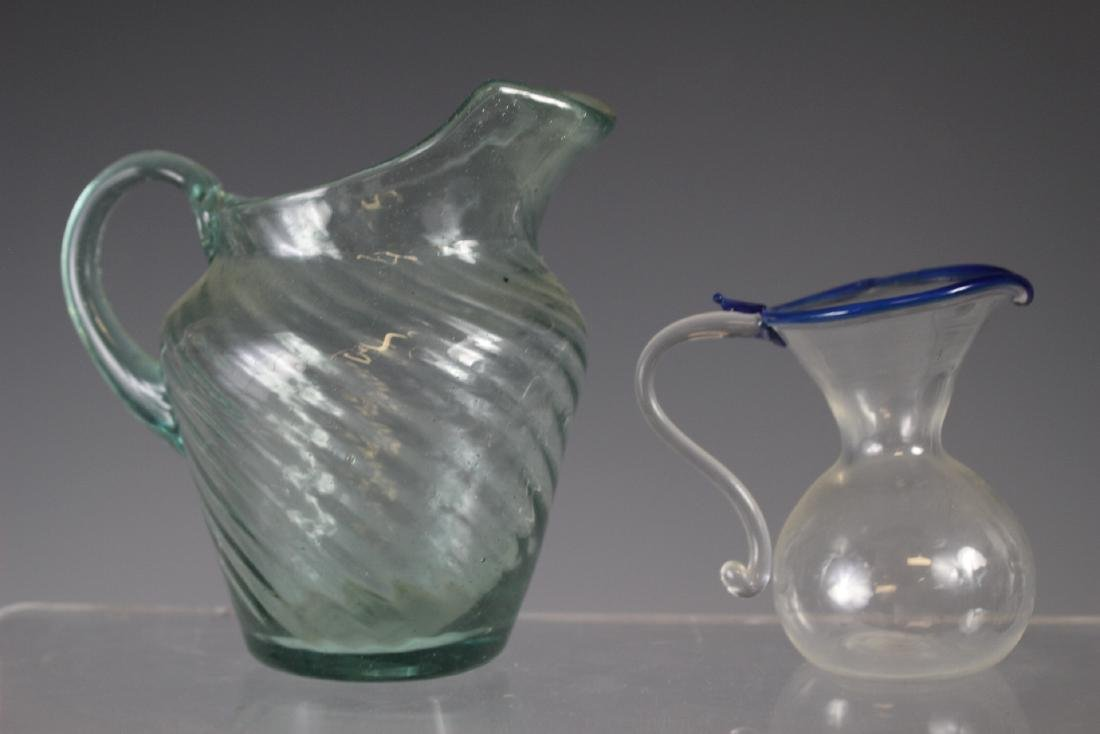 Seven Pieces of French & Venetian Art Glass - 8