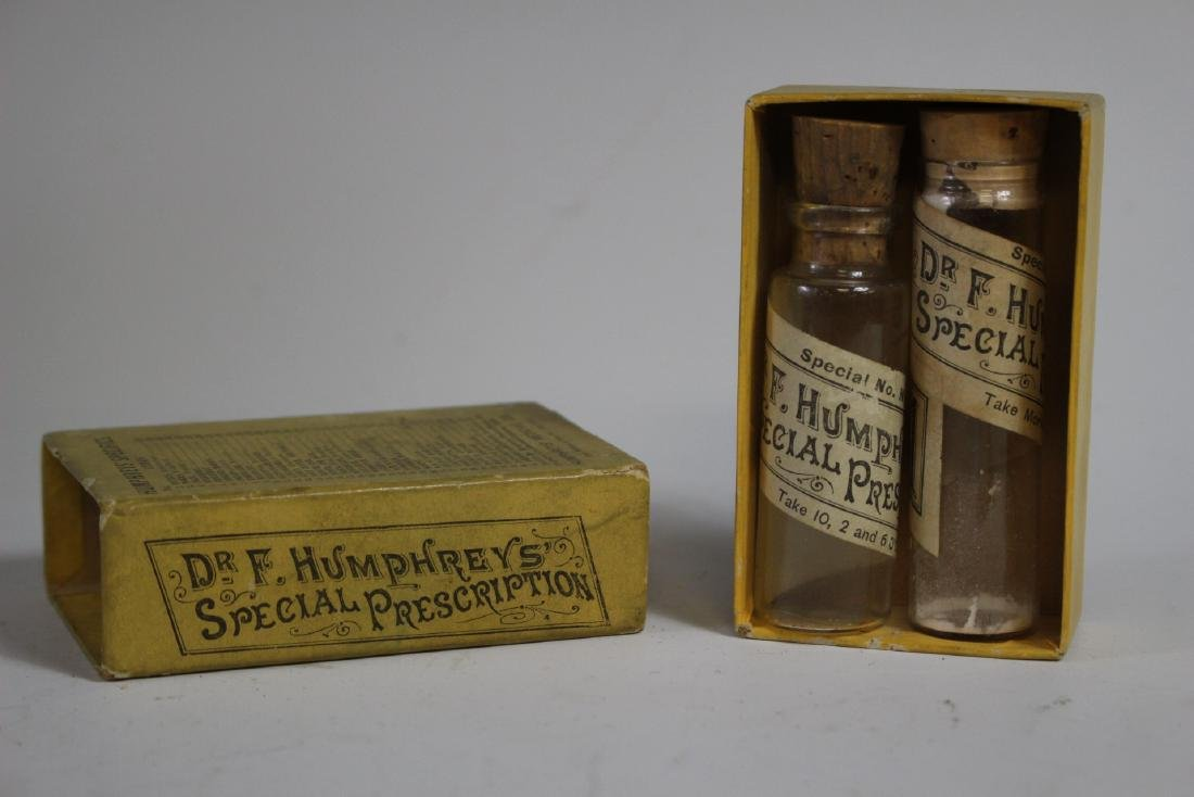 19th Century Tooled Leather  Medical Box - 8