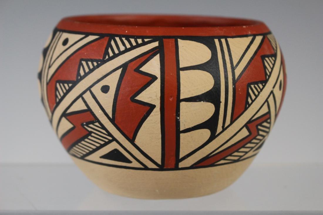 Six Navajo Indian Hopi Bowls - 3