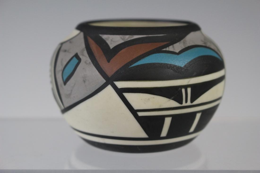 Six Navajo Indian Hopi Bowls - 5
