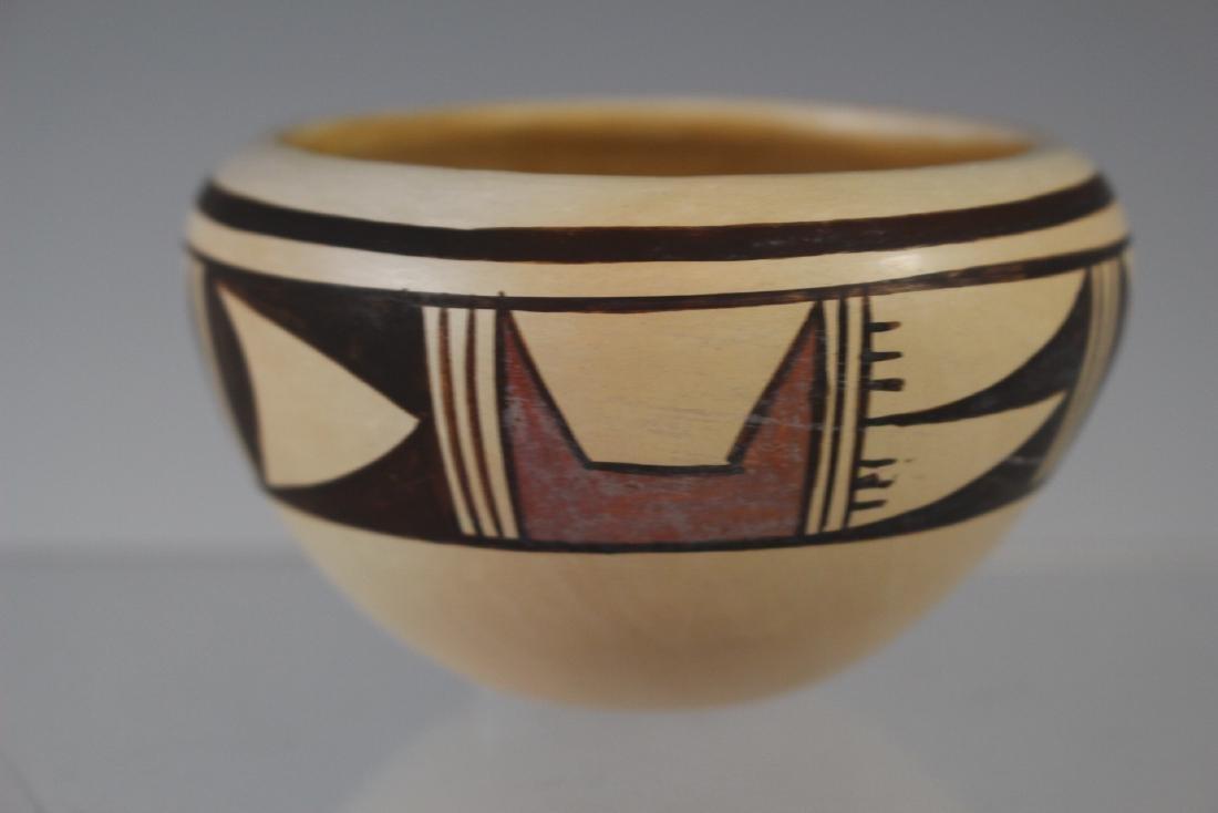 Six Navajo Indian Hopi Bowls - 7