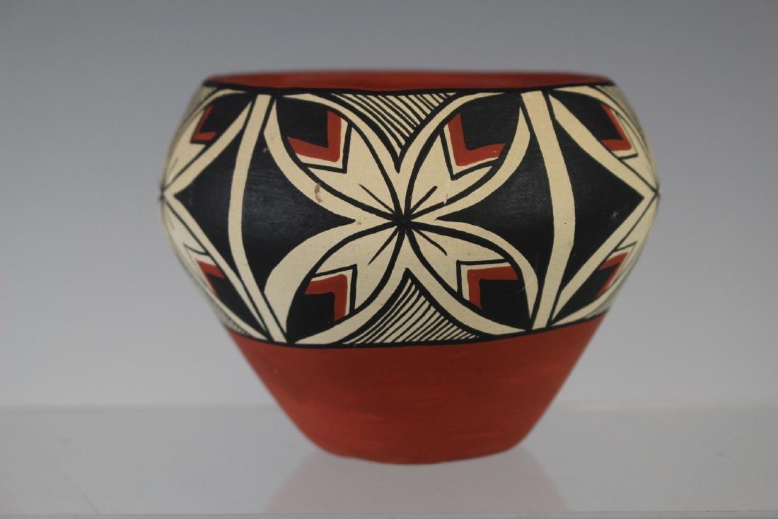 Six Navajo Indian Hopi Bowls - 9