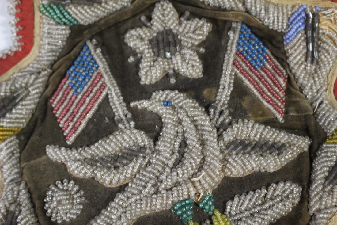 American Indian Beaded Group - 3