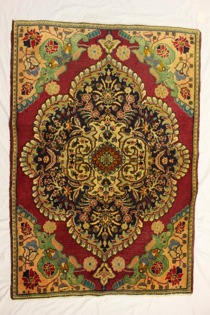 Semi Antique  Persian Carpet