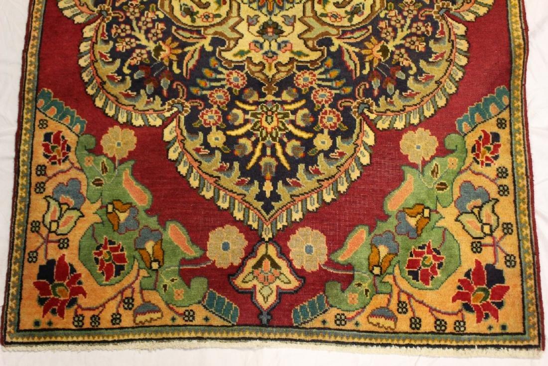 Semi Antique  Persian Carpet - 4