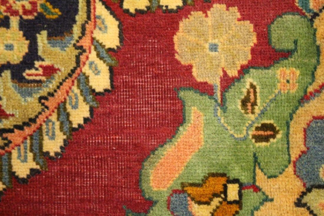 Semi Antique  Persian Carpet - 6