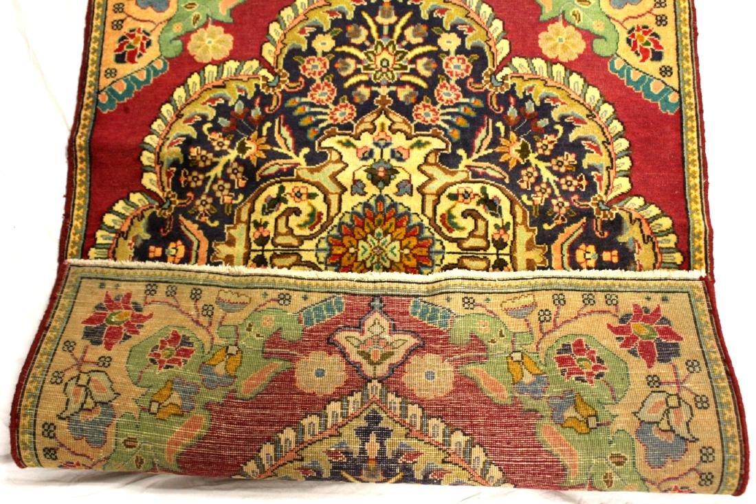 Semi Antique  Persian Carpet - 7