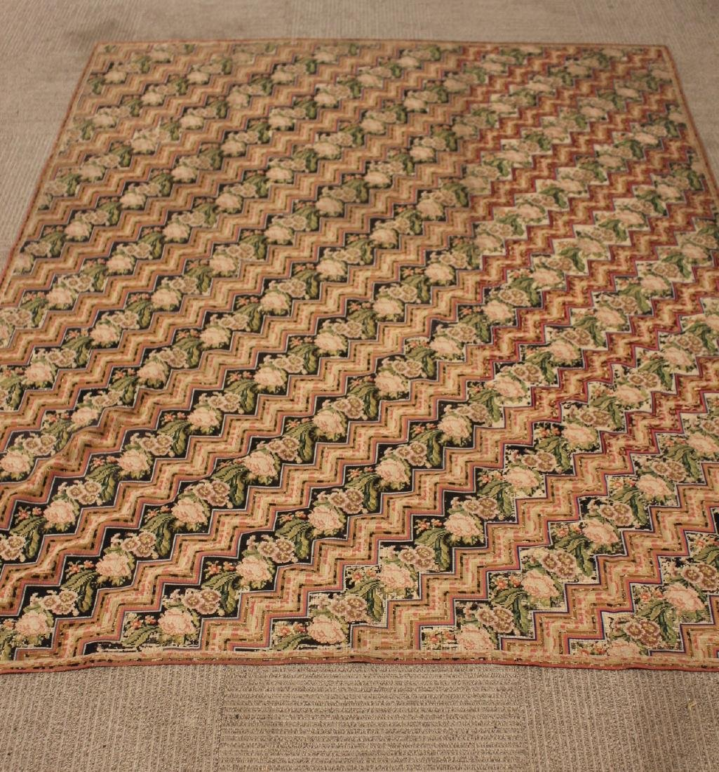 Hand Knotted Tapestry Carpet