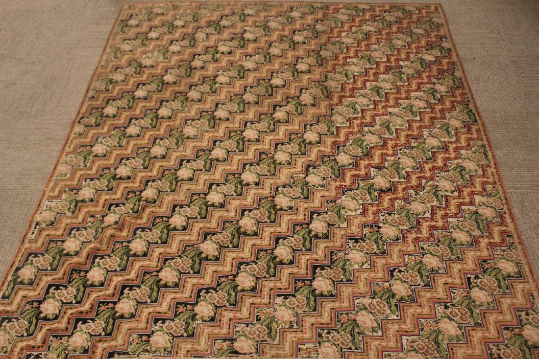 Hand Knotted Tapestry Carpet - 2