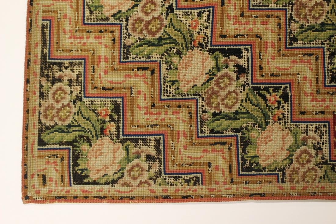 Hand Knotted Tapestry Carpet - 4