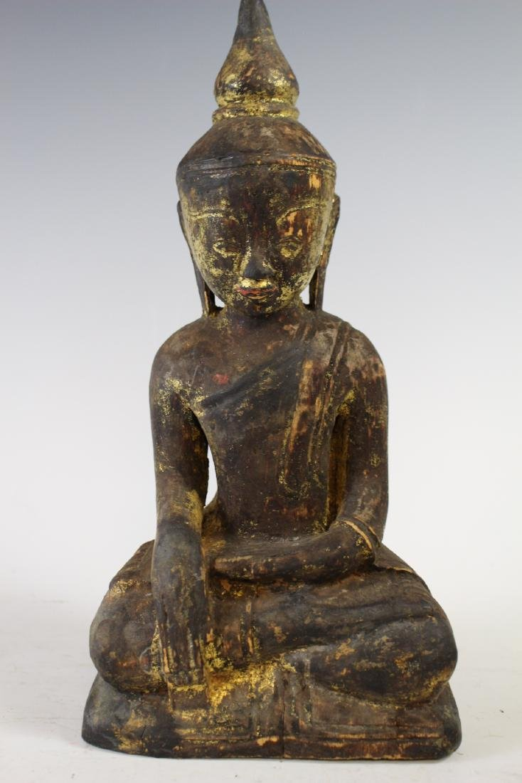 Three Buddha Statues - 8