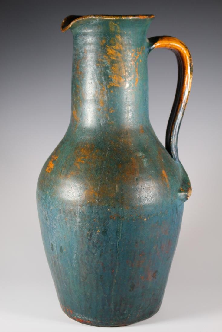 Large 19th Century French Picher or Ewer - 2