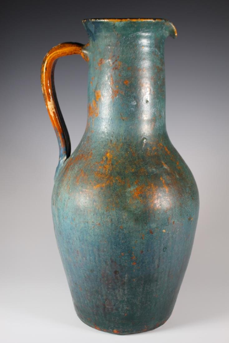 Large 19th Century French Picher or Ewer - 5