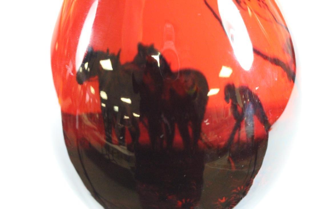 Royal Doulton FLAMBE Vase - 3